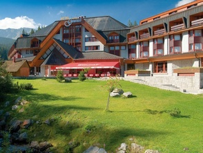 Wellness hotel GRAND Jasná,